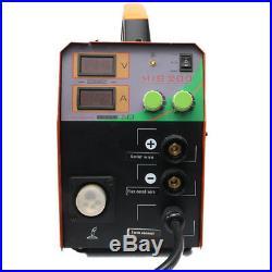 Inverter MIG Welder MMA TIG ARC 3IN1 200Amp Gas Wire Portable Welding Machine