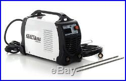 KD844 250A Welding Inverter Machine by Kraft & Dele Germania IGBT MMA ARC NEW