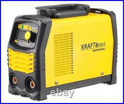 KRAFT&DELE KD1859 welder inverter 330A MMA ARC TIG LIFT Welding Machine FULL