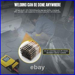 M309 MMA Arc Inverter Stick Welder IGBT Cordless Battery Welding Machine 24V