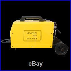 MAGNUM MIG 170 W MMA ARC IGBT 160A 1phase 230/50Hz Semi Auto welder inverter