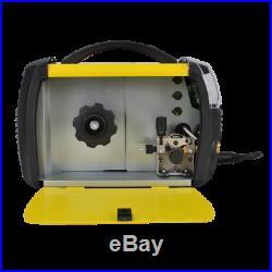 MAGNUM MIG 210 SYNERGIA EASY TIG MMA ARC 200A HF welder inverter synergic