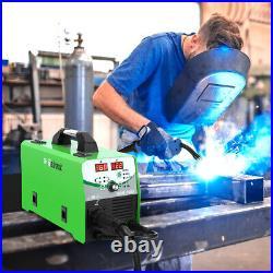 MIG-160 Welder 160A IGBT Inverter ARC STICK GAS GASLESS LIFT TIG 5 IN 1 Welding