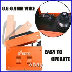 MIG 160A Welder Inverter Flux Core Wire Gasless ARC AC Metal Welding Machine