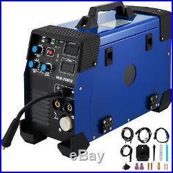 MIG-200, 200 Amp MIG Lift TIG Stick Arc 3-in-1 Combo Inverter Welder 220V