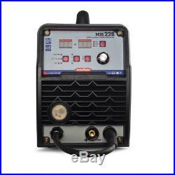 MIG 200 Inverter MIG TIG ARC Welder 200A Gas Lift TIG Welding Machine 220V 2T/4T