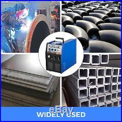 MIG-250 250Amp MIG Flux Cored Stick Arc Inverter Welder 2-in-1 Welding IGBT 220V