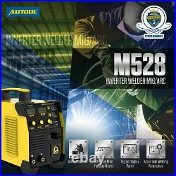 MIG/ARC/TIG/MMA Inverter Welder Machine IGBT Stick Welding Machine 160A 220V