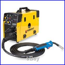 MIG MAG FCAW ARC inverter inverted welder 220A MIG / MAG / TIG / MMA PM-IMG-220T