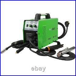 MIG WELDER MIG150 110/220V Flux Core ARC Stick MMA IGBT Inverter Welding Machine
