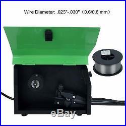 MIG Welder 100A Gasless AC 120V Flux Core Wire Inverter MAG ARC Welding Machine