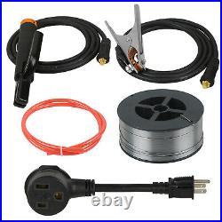 MIG Welder 150 Gas/Gasless 110/220V ARC Stick MMA Inverter 3 IN 1 150A Welding