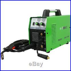 MIG Welder 150 Gas/Gasless 110/220V Flux Core ARC Stick MMA MIG Inverter GIFT US