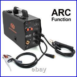 MIG Welder 200A 220V Gas Gasless Inverter ARC Lift TIG MMA Welding Machine