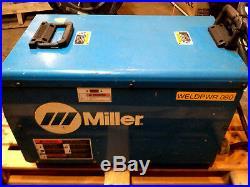 MILLER INVISION 456P DC INVERTER ARC WELDER 230/460 Three Phase Robotic