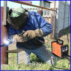 MINI ARC MMA Welder 220V 110A Inverter Welder ARC Stick Lift TIG Welding Machine