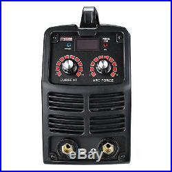 MMA-160 Amp Stick Arc Inverter DC Welder, 120V & 240V Dual Voltage Welding New