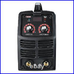 MMA-180, 180 Amp Stick Arc IGBT Digital Inverter DC Welder, 115V/230V Welding