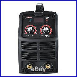MMA-180, 180 Amp Stick Arc IGBT Digital Inverter DC Welder, 120V & 240V Welding