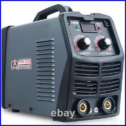 MMA-180, 180 Amp Stick Arc Inverter DC Welder, 120V & 240V Dual Voltage Welding
