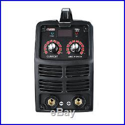 MMA-200, 200-Amp Stick Arc IGBT Digital Inverter DC Welder, 120V/240V Welding