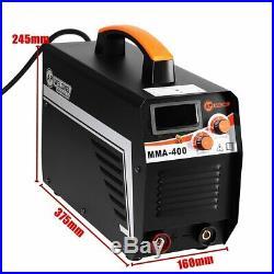MMA-400 IGBT 20-400A 220V Digital Stick Welder DC Inverter ARC Welding Machine