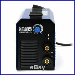MMA-85 IGBT Inverter MMA Welding Machine 110V 10-85A Mini Electric Arc Welder