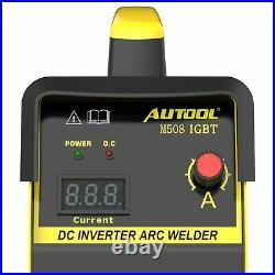 MMA Arc Inverter IGBT Stick Welder 160A Handheld Welding Machine 110V US PLUG