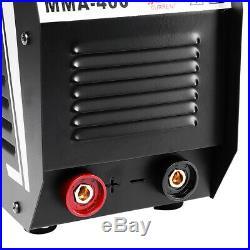 MMA Digital Stick Welder 400A ARC DC IGBT Welding Inverter Machine Handheld