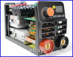 MMA Handheld Mini Electric Welder 220V 20-250A Inverter ARC Welding Tool S