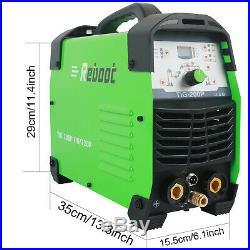 MMA TIG ARC IGBT 200 AMP Welding Machine 110/220V Welder AC IGBT Inverter Welder