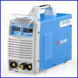 MMA TIG ARC IGBT Welding Machine 205 AMP 110/220V Welder DC Inverter LED Display