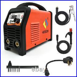 MMA Welder ARC Welding Machine Inverter ARC Stick Lift TIG IGBT DC WithTig Torch