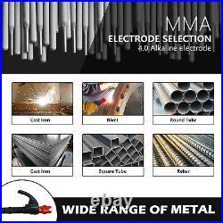 MMA Welder ARC Welding Machine Inverter ARC Stick Lift TIG IGBT DC WithTig Torth