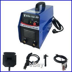 MMA160 Inverter Welder 110V IGBT Mini Arc Welding Machine 20-160A EU Plug