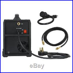 MTS-165A MIG Flux Cored Wire, TIG Torch, Stick Arc Welder 3-IN-1 Combo Welding