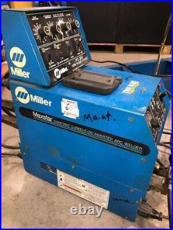 Miller Maxstar 175 Welder Including Contour Arc Rotary Contour Fixture