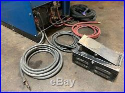 Miller Syncrowave 250 Constant Current AC/DC Arc Welder Water Cooled Tested