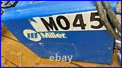 Miller XMT 304 CC/CV DC Inverter Arc / Tig / Mig Welder FREE SHIPPING