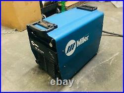 Miller XMT 304 CC/CV DC Inverter Arc / Tig / Mig Welder with Auto-Link
