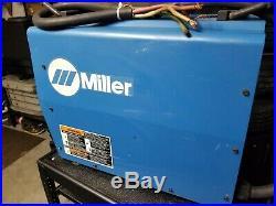 Miller XMT 350 VS (DC inverter ARC welder with Auto Line)