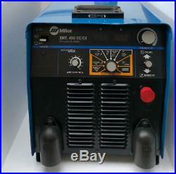Miller Xmt 456 Cc/cv DC Inverter Arc Welder/ Welding Machine 575 V 3 Phase 60hz
