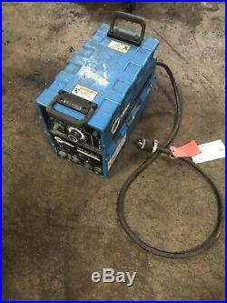 Miller Xmt300 Cc/cv DC Inverter Arc Welder