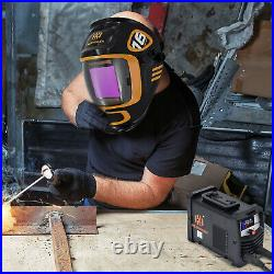 Mini ARC Welder 220V MMA Stick Lift TIG Welder Inverter Welding Machine WP17V