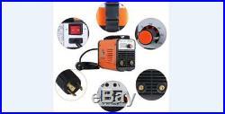 Mini ARC Welder Rod Stick MMA AT2000 110/220V Dual Volt Inverter Welding Machine