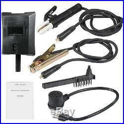 Mini Handheld 110/220V 20-160A Inverter Welder IGBT Inverter ARC Welding Machine