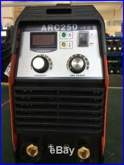 New ARC Welder 230A 220V MMA LIFT TIG STICK Inverter Heavy Duty Welding Machine