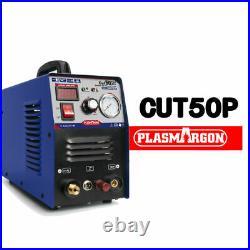 Pilot ARC Plasma Cutting Machine Blue CUT50P CNC Cut 14.7 mm 50A 110/220V+CSA