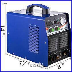 Plasma Cutter TIG Welder CT312 TIG MMA Arc Welder 3In1 Welding Machine 110/220V
