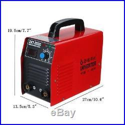 Portable ARC 250Amp Stick Welder DC Inverter MMA ZX7-250G Welding Machine IGBT